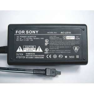 LS1A AC Adapter for Sony DSC Series Digital Cameras.