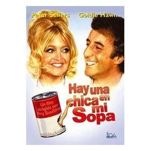 Hay Una Chica En Mi Sopa. (1970). There´s A Girl In My Soup