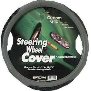 Custom Accessories Steering Wheel Cover (39012)