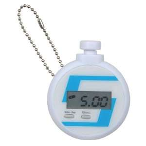 Bandai 5 Seconds Stadium Stopwatch Game (White/Blue) Toys & Games