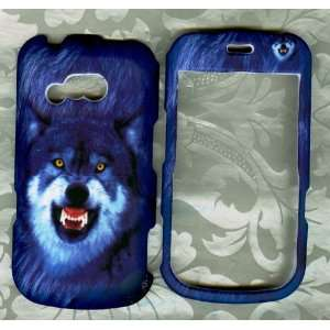 wolf LG 900g straight talk phone cover case: Cell Phones & Accessories