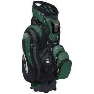 Sun Mountain 2010 C 130 Cart Bag, Black/Dark Green  Sports