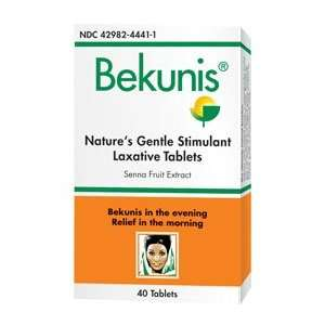 San Francisco Herb & Teas Bekunis Tablets 40 Tab Health