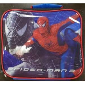 Spider Man Insulated Lunch Bag & Bottle Set