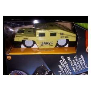 Air Hogs R/C Zero Gravity Micro Humvee Army Spec Op RC  Toys & Games