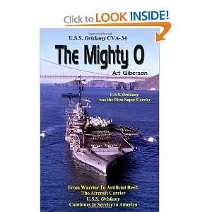 he Mighy O USS Oriskany CVA 34 [Paperback] Ar