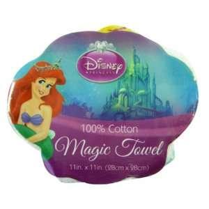Mermaid Magic Towel   Princess Ariel Hand Towel (Just Add Water