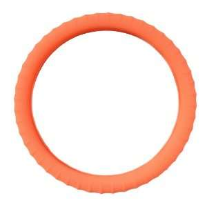 Orange glow in the Dark Silicone Car Steering Wheel Cover Automotive