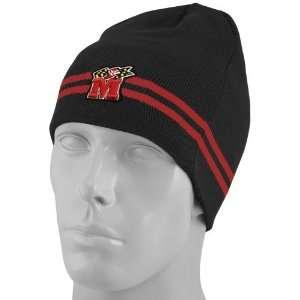 Nike Maryland Terrapins Black Fourth & Long Knit Beanie