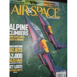 Air & Space Magazine (March, 2006) staff Books