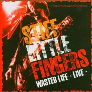 Wasted Life Live Stiff Little Fingers Music