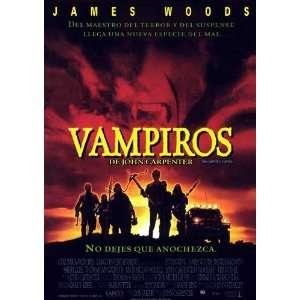 John Carpenters Vampires Movie Poster (11 x 17 Inches   28cm x 44cm