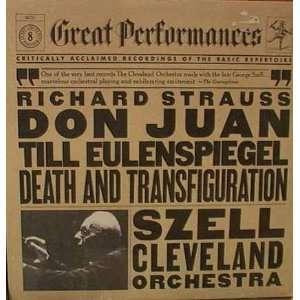 Strauss Don Juan, Till Eulenspiegel Death & Transfiguration Music