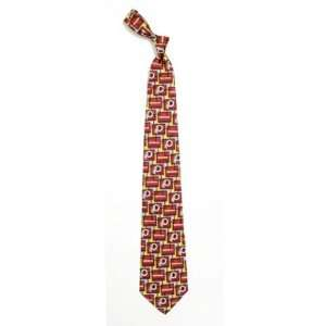 Eagles Wings Washington Redskins NFL Pattern No.2 Mens Tie
