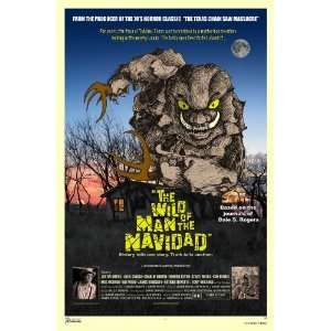 The Wild Man of the Navidad Movie Poster (11 x 17 Inches 28cm x 44cm