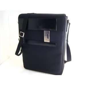 Dupont Leather Shoulder Bag   Bandolera de Cuero: Sports & Outdoors
