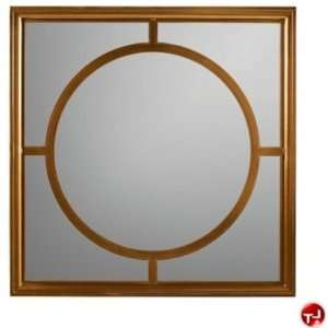 Stanley Signature Circle in the Square Wall Mirror Home & Kitchen
