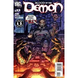 Blood of the Demon (2005) #13 Books