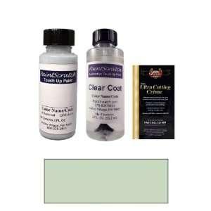 2 Oz. Paradise Blue Pearl Metallic Paint Bottle Kit for