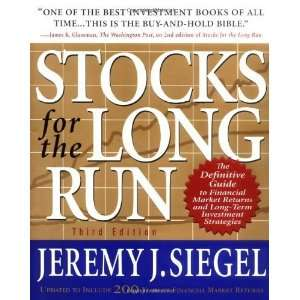Long Run  The Definitive Guide to Financial Market Returns and Long