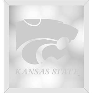 Kansas State Wildcats Wall Mirror  Sports & Outdoors