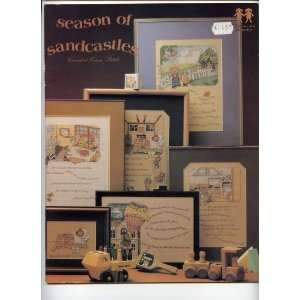 Seasons of Sandcastles, Vanessa Ann Counted Cross Stitch