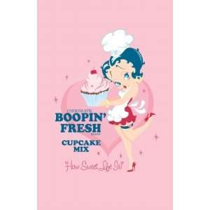 Precious Kids 37105 Betty Boop Canvas Painting Cake Home