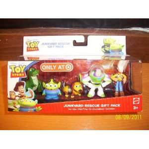 Disney / Pixar Toy Story Exclusive Mini Figure 5Pack Junkyard Rescue