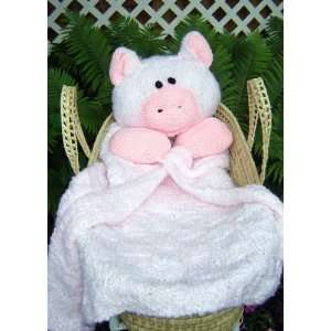 Peepers Pig Blanket Baby