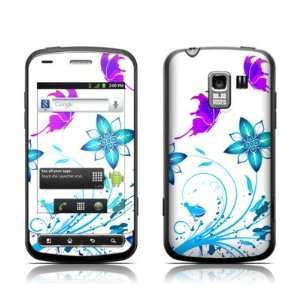 Flutter Design Protective Skin Decal Sticker for LG Optimus Q L55C