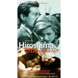 Hiroshima Mon Amour [VHS] Emmanuelle Riva, Eiji Okada
