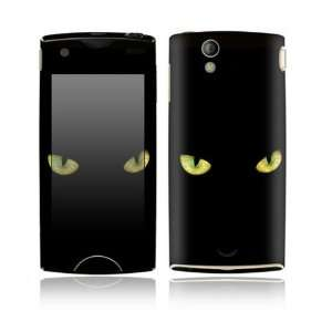 Cat Eyes Design Decorative Skin Cover Decal Sticker for