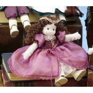 Musical Doll Juliet Toys & Games