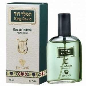 King David Biblical Perfume   King David E.D.T for men 100 ml.   Ein