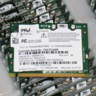 HP Compaq NC4000 NC6000 NC8000 Mini PCI Wireless Card