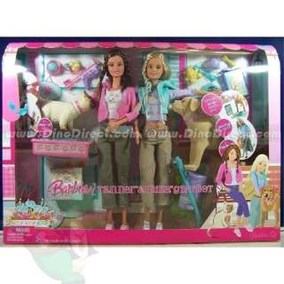 Greedy Dogs Dress Beautiful Barbie Dolls Toys Set   DinoDirect