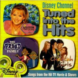 Disney Channel ~ Tuned Into The Hits: et al Hillary Duff