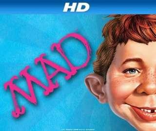 MAD: The Complete Second Season, Ep. 13 Spy V. Spy Kids/Superhero