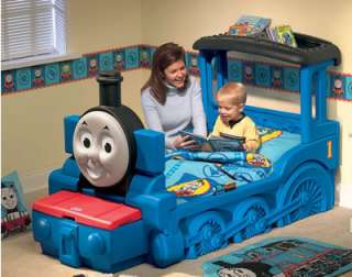 and Playhouses Little Tikes Thomas Train Toddler Bed