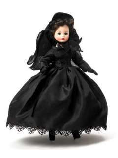 Madame Alexander Scarlett OHara in Mourning doll   NEW 50265