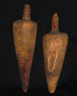 ARROWHEADS INDIAN ARTIFACTS PREHISTORIC COL RI WOOD FISH FLOATS
