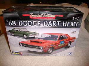 Revell Dodge Dart GTS Model Kit 440 2 N 1