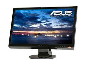 ASUS VH235T P Black 23 5ms Widescreen Full HD 1080p LCD Monitor Built
