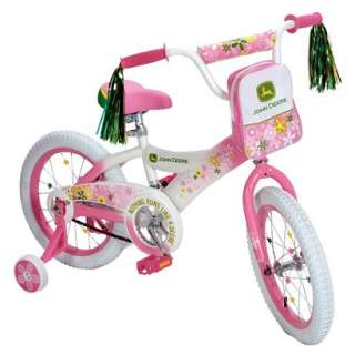 John Deere 16 Pink Bike.Opens in a new window