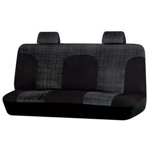 Auto Expressions Big Truck Bench Seat Cover, Black