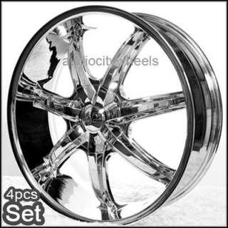 22 inch Wheels Rims Chevy,Ford,Escalade Ram Tahoe F150