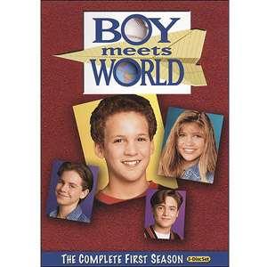 Boy Meets World The Complete First Season, Boy Meets World Season 1