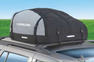 Expandable Soft Sided Auto Car SUV VAN Roof Top Cargo Carrier