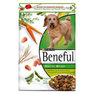 Purina Beneful Dog Food  Healthy Weight 15.5 lbOpens in a new window