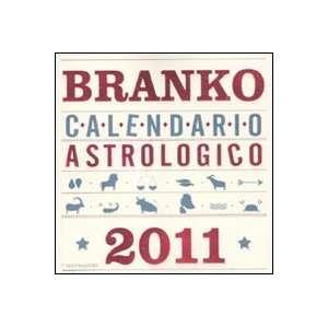 Calendario astrologico 2011 (9788804604075) Branko Books